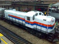 Trem Turístico CPTM